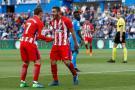 Atlético de Madrid ganó 1-0 al Getafe
