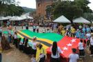 Con noche de alpargatas, ruanas y sombreros, finaliza el 'Festival de la Santandereanidad'