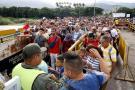 Cúcuta, oasis para venezolanos a dos días de las presidenciales