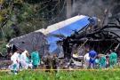 Aumentaron a 110 los muertos en avión accidentado en La Habana