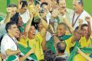 Zidane y Ronaldo, los héroes de Francia y Brasil