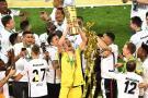 Eintracht venció al Bayern y ganó la Copa de Alemania
