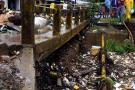 Aún no se cierra puente Pozo Siete, a pesar del riesgo