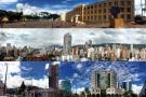 Así se ve Bucaramanga en 180 grados