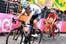 Froome atacó y es líder del Giro de Italia