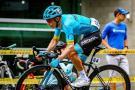 'Supermán' López es podio en el Giro de Italia; Froome, virtual vencedor