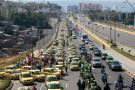 Taxistas de Bucaramanga advierten que el paro será indefinido