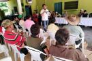 Hasta las veredas de Sabana de Torres llegan el alcalde y autoridades locales