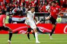 Uruguay venció 1-0 a Egipto con un gol en el último minuto de José Giménez