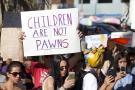 'Los niños están en jaulas', el llamado de los demócratas a Trump