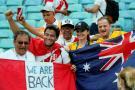 Perú se despide del Mundial con un 2-0 sobre Australia