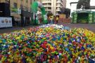 'Tapatón de la solidaridad' en Bucaramanga para ayudar a 250 niños