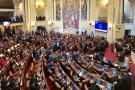 Aprueban ley que ubica a la Farc en las comisiones del Congreso