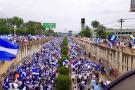 Marcha en Managua por menores asesinados durante las protestas