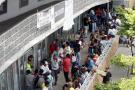Venezolanos piden que se les garantice atención en salud