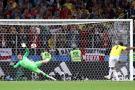 Inglaterra se quedó con el sueño de Colombia