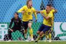 Suecia vuelve a los ocho  mejores 24 años después