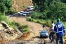 Vía San Gil – Charalá sigue con paso restringido