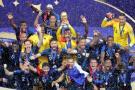 Francia se coronó campeón Mundial por segunda vez en su historia