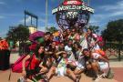 Selección Santander femenina está invicta en Estados Unidos