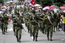 ¡Prepárese para el desfile militar en Bucaramanga!