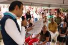 Alcalde entregó resolución de legalización a Asovisur II