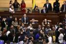 Carta de renuncia de Uribe no llegó al Senado