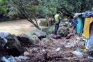 Fallo ordena el desalojo de 19 familias afectadas por avalancha en San Gil