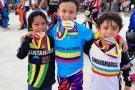 Piedecuesta cuenta con un campeón nacional de BMX