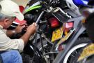 Robo de motos en Bucaramanga avanza a toda velocidad