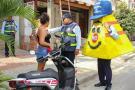 Campaña contra los invasores de la vía pública