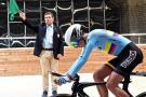Germán Gómez, la nueva estrella del ciclismo santandereano