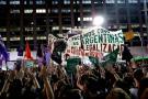 En Argentina, las mayorías apoyaban la negativa al aborto