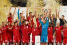 Sin James Rodríguez, Bayern Múnich se quedó con la Supercopa de Alemania