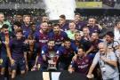 Barcelona venció al Sevilla y se coronó campeón de la Supercopa de España