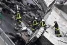 Se desploma un viaducto en Italia: Van 35 muertos y varios heridos