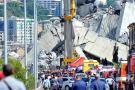 Un colombiano entre las víctimas fatales del derrumbe de un puente en Italia.