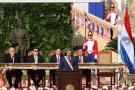 Abdo Benítez promete fin de la impunidad y Justicia independiente