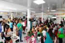 Cambio extremo a jardín  infantil en Puerto Boyacá