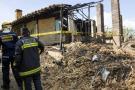 Cinco niños muertos por incendio en Córdoba