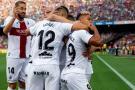 El colombiano que le marcó uno de los goles más rápidos al Barcelona