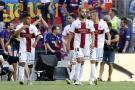 Hernández desató la furia del Barça