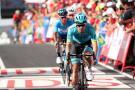 Quintana, López y Urán se postulan al título de la Vuelta