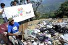 El objetivo del movimiento es limpiar los vertederos ilegales a través del voluntariado.