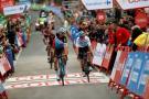 Jesús Herrada es el nuevo líder de La Vuelta, y Nairo Quintana pasó al cuarto lugar