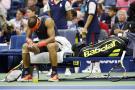 Nadal abandonó lesionado y Del Potro jugará la final del Abierto de EE.UU.