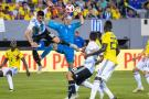 Ospina y Armani sellaron el empate