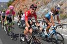 Jelle Wallays fue el ganador de la Etapa 18 de la Vuelta a España