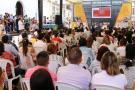 Alcalde rindió cuentas sobre su gestión en la Comuna Uno
