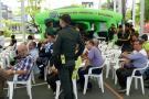 Policía continúa la apuesta con los frentes de seguridad